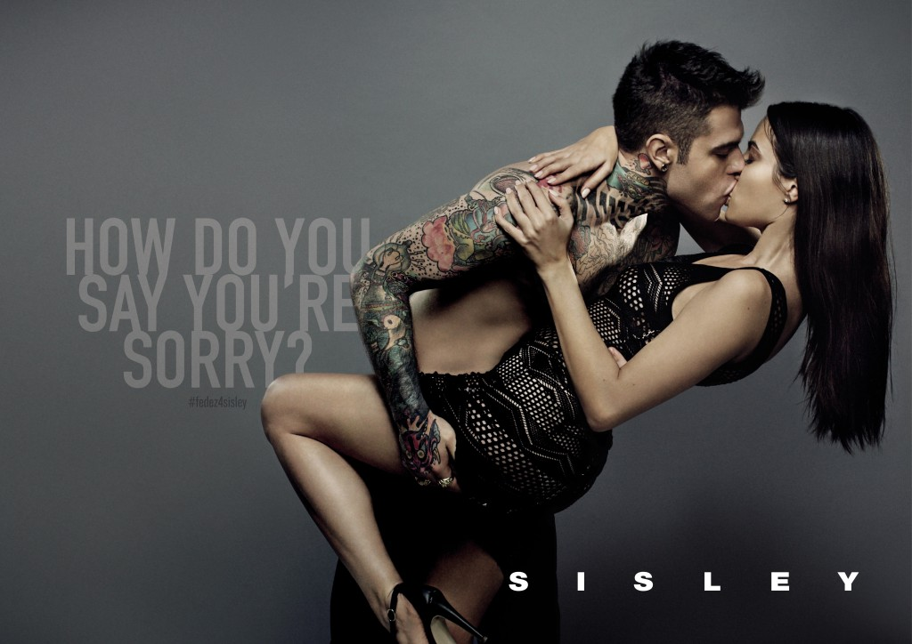 SISLEY - S/S 2015 Photographer: Wayne Maser Model: Fedez Location: Milan - Italy