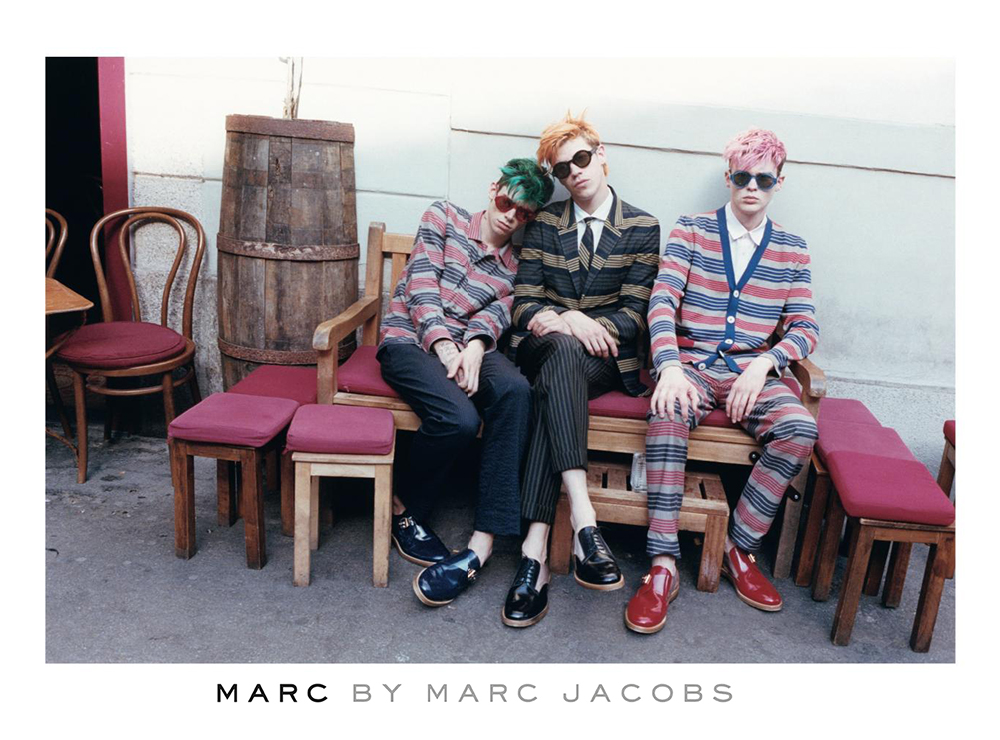 MARC BY MARC JACOBS - 2013 Photographer: Juergen Teller Model: Cole Mohr Stylist: Poppy Kain Location: Milan - Italy