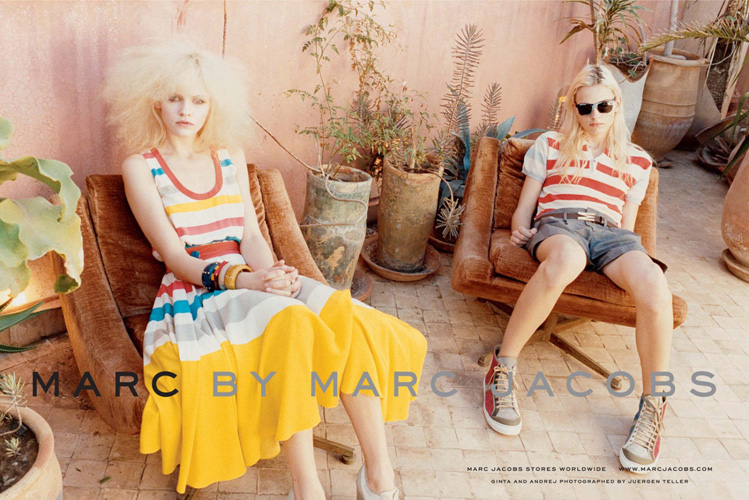 MARC BY MARC JACOBS - S/S 2011 Photographer: Juergen Teller Stylist: Poppy Kain Location: Marrakesh - Morocco