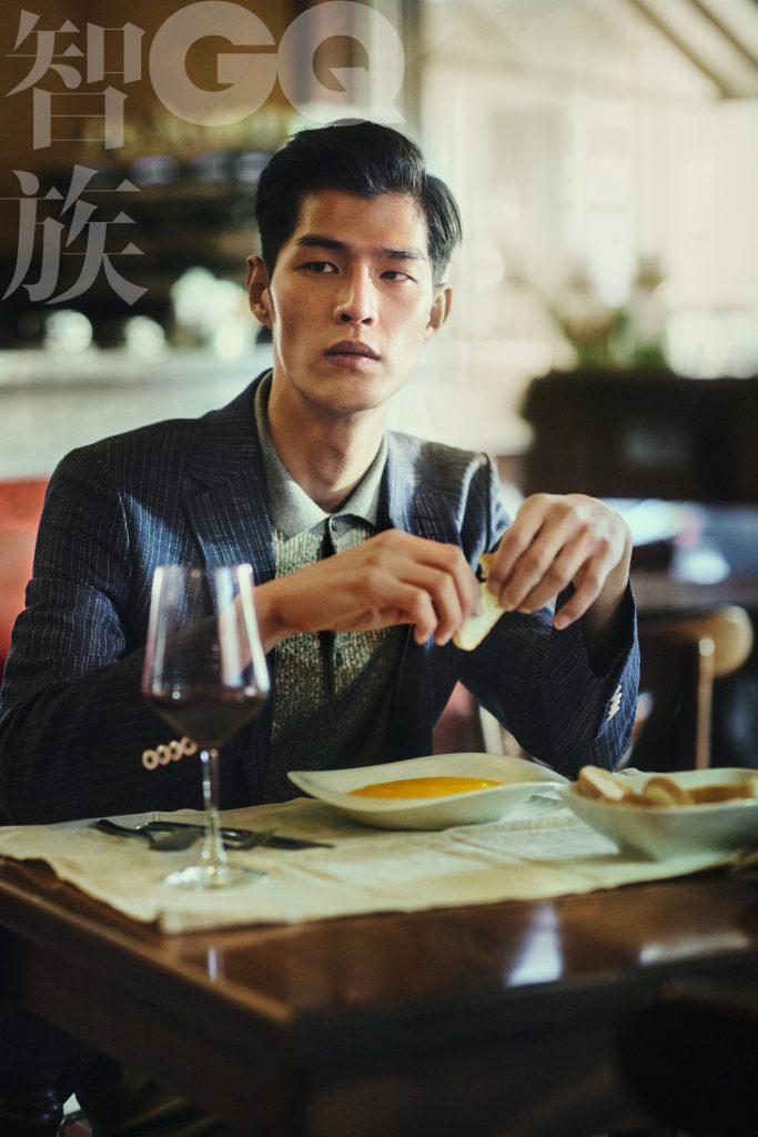 GQ CHINA - March 2017 Photographer: Tomo Brejc Model: Tae Eun