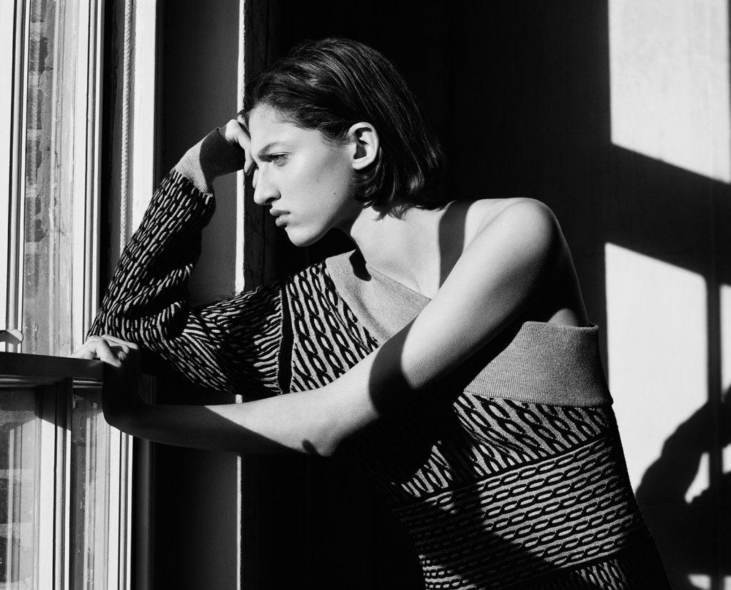 T-MAGAZINE CHINA - January 2017 Photographer: Ben Weller Model: Amber Witcomb Stylist: Woo Wu Location: London, UK