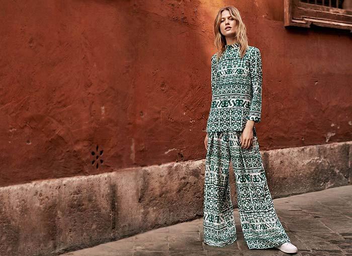 H&M - Look Book 2016 Photographer: Ward Ivan Rafik Stylist: Lisa Lindqwister Location: Rome, Italy