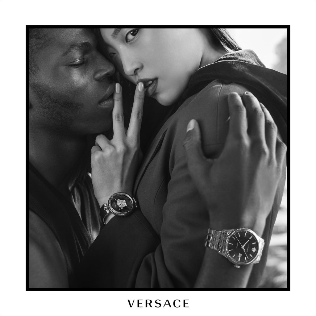 VERSACE - Versace Manifesto Photographer: Luca Finotti Location: Belgioioso, Italy