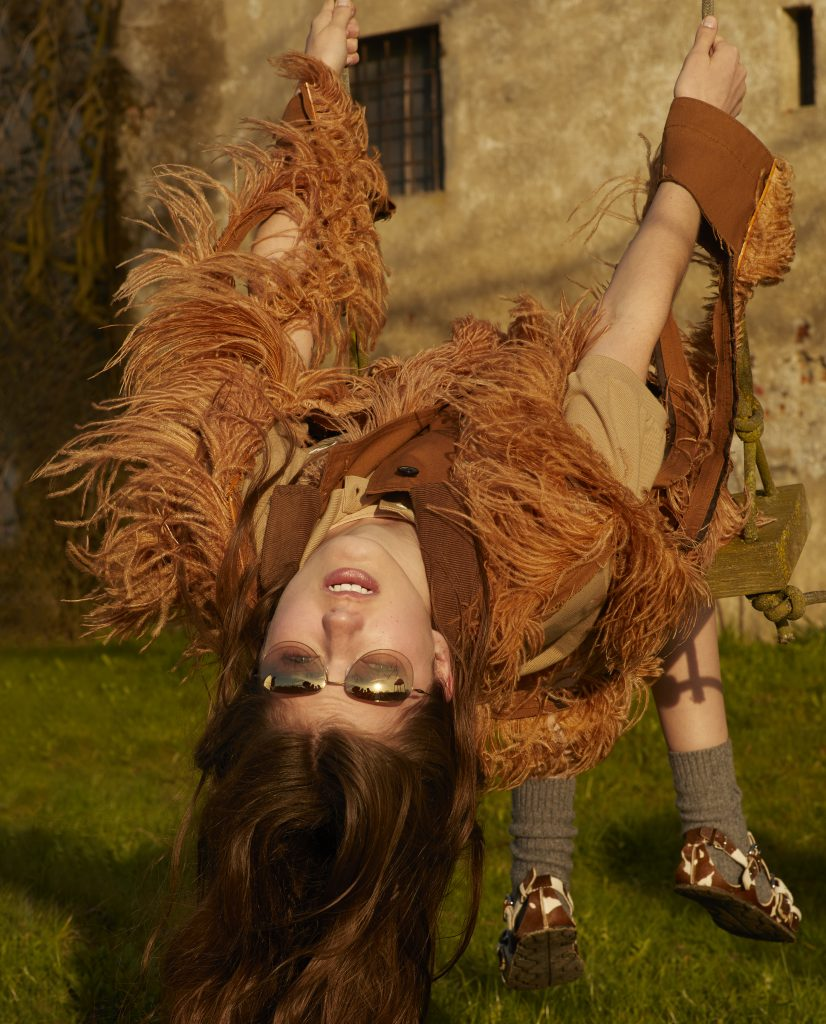 VOGUE ITALIAPhotographer: Leon Mark Stylist: Margherita Moro