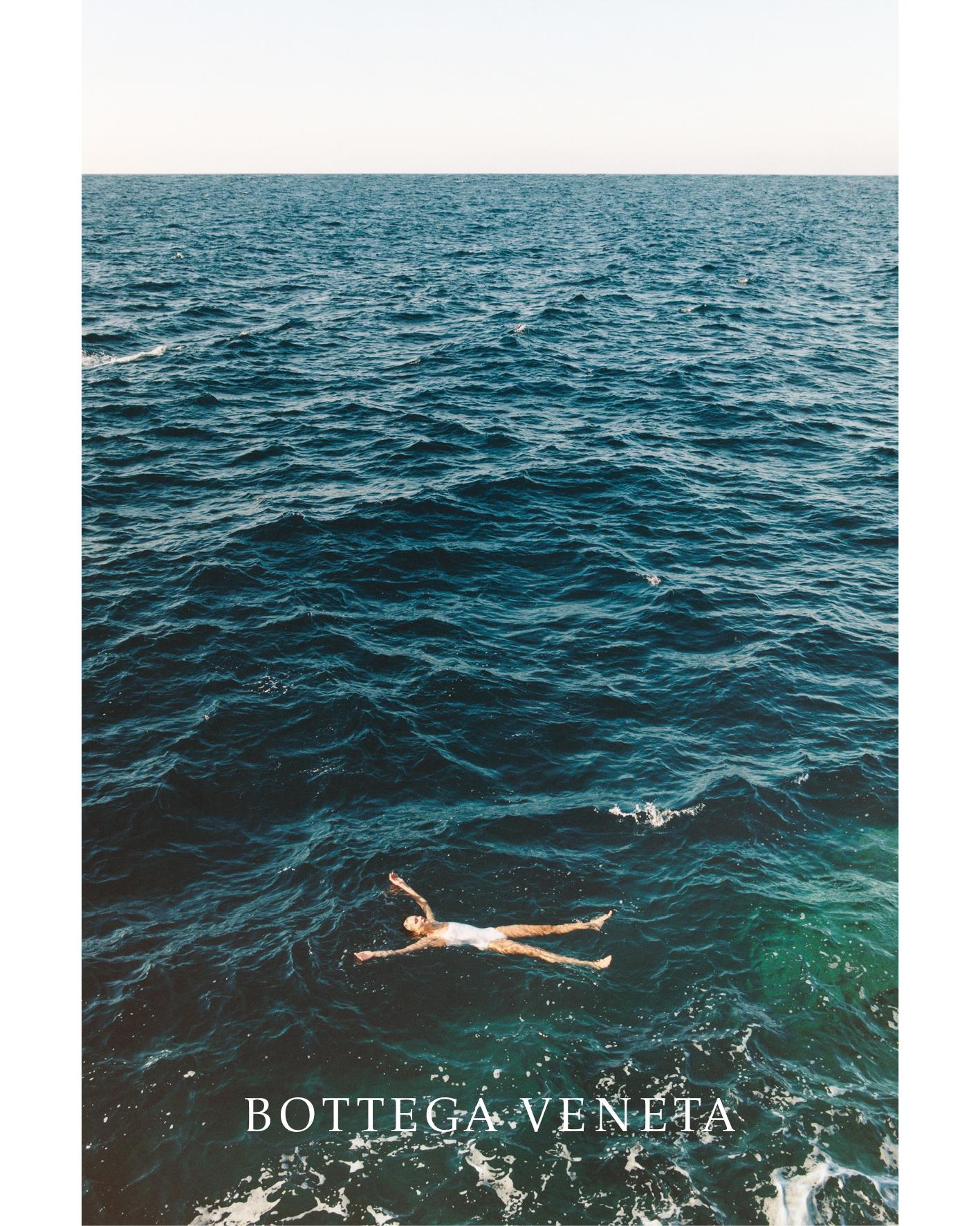 BOTTEGA VENETA - SS 2019 Photographer: Tyrone Lebon Model: Sakia De Brauw, Kaya Wilkins, Oceana Celeste Mawrence  Stylist: Marie Chaix Location: Ischia - Italy